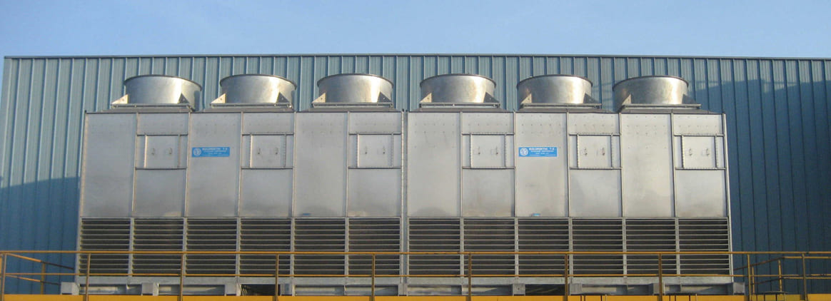 Cooling tower efficiency & technical data: cooling towers