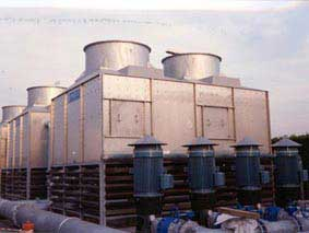 Cooling Towers - Chemical Plant