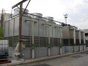 Cooling Systems for Chemical Plant