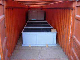 Cooling Towers Container
