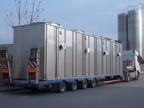 Cooling Towers Truck